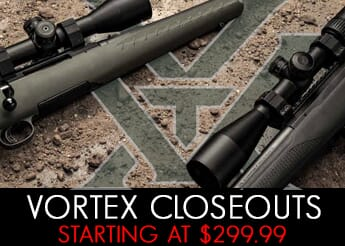 Rifles, Scopes, Laser Rangefinders, and So Much More