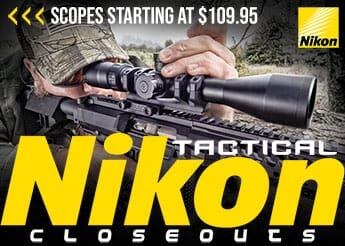 Nikon Tactical Closeouts