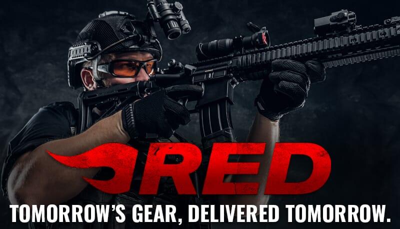 RED Shipping Program