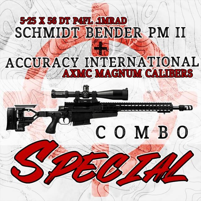 Accuracy International AXMC AI-AXMC-SB-677-911-972-90-68-Kit