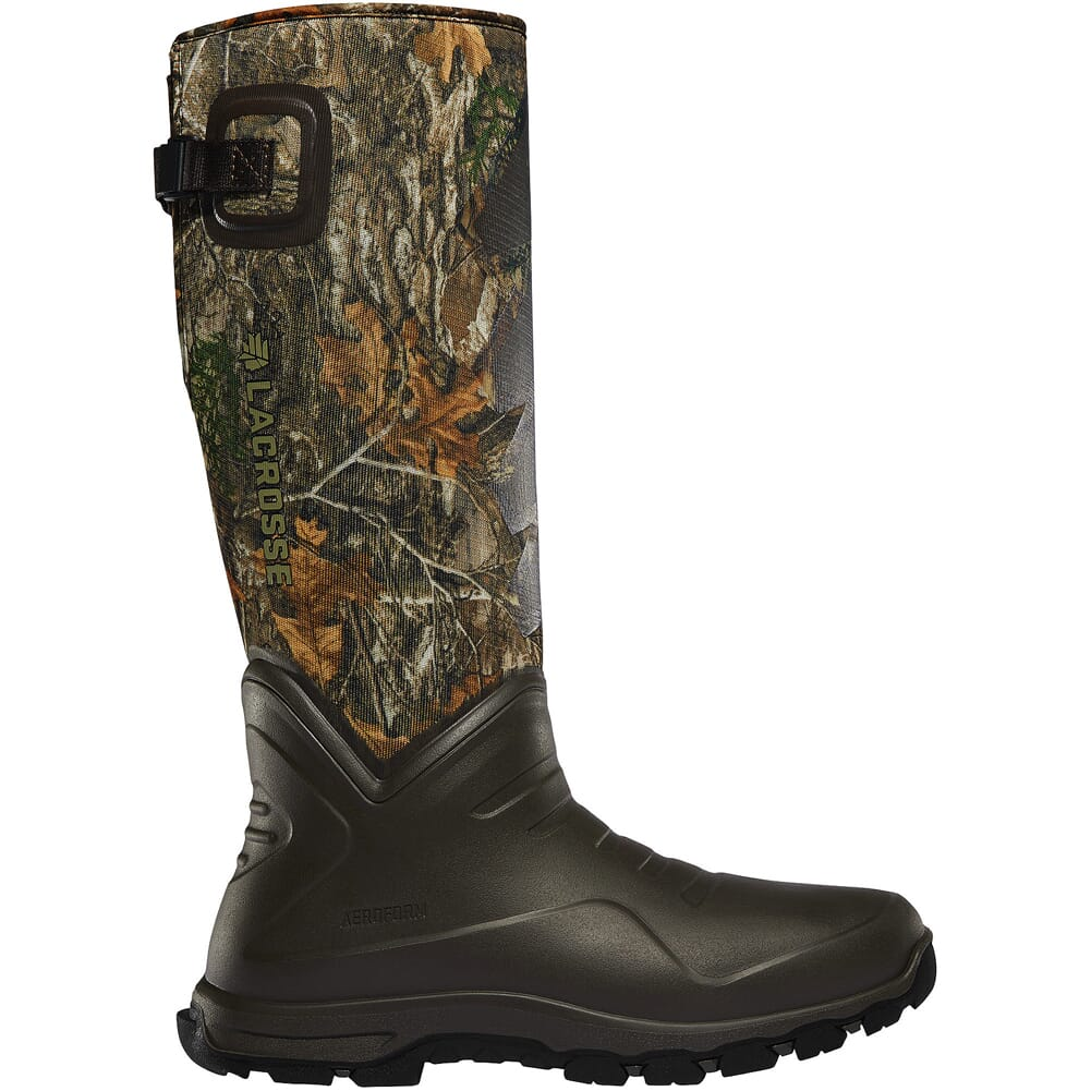 """Lacrosse AeroHead Sport 16"""" Realtree Edge 7mm Insulated Hunting Boots 340230"""