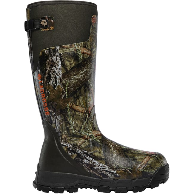 "Lacrosse Alphaburly Pro 18"" Mossy Oak Break-Up Country 1000g Insulated Hunting Boots 376029"