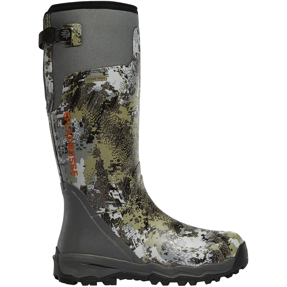 """Lacrosse Alphaburly Pro 18""""  Gore Optifade Elevated II Non-Insulated Hunting Boots 376033"""