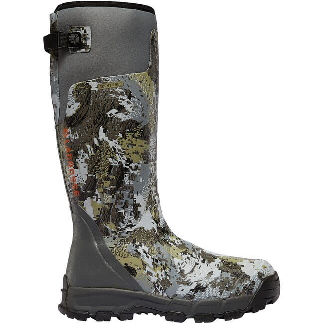 "Lacrosse Alphaburly Pro 18"" Gore Optifade Elevated II 800g Insulated Hunting Boots 376035"