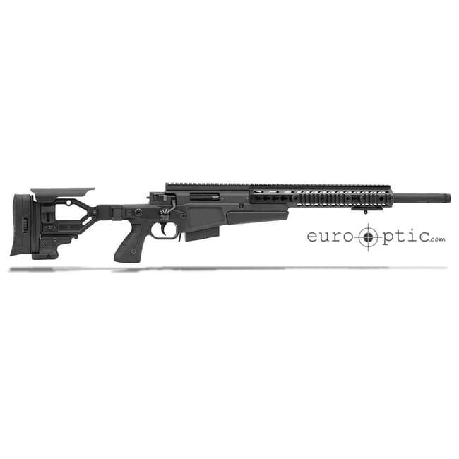 """Accuracy International AX Rifle .308 Win 20"""" Blk/Blk AX2-R11424-AI"""