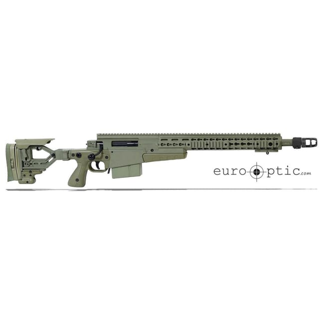 "Accuracy International AX Rifle .338 Lapua Mag 20"" GR/GR AX2-R11430-AI"