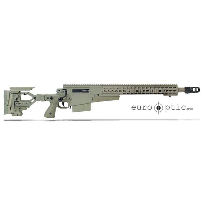 "Accuracy International AXMC .338LM 20"" Sage Green Rifle MC38L30MGR"