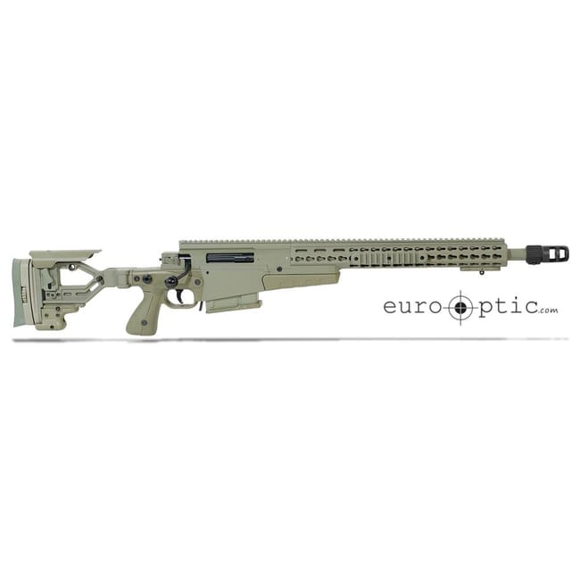 Accuracy International AXMC 300 Sage Green 20 inch barrel std brake
