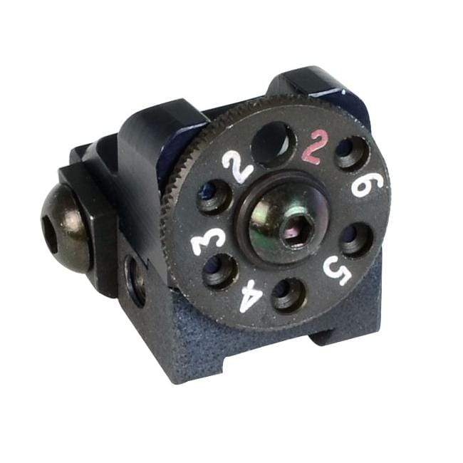 AI Rearsight (disc style) (.300 Win) for Weapons Fitted with Dovetail 2093