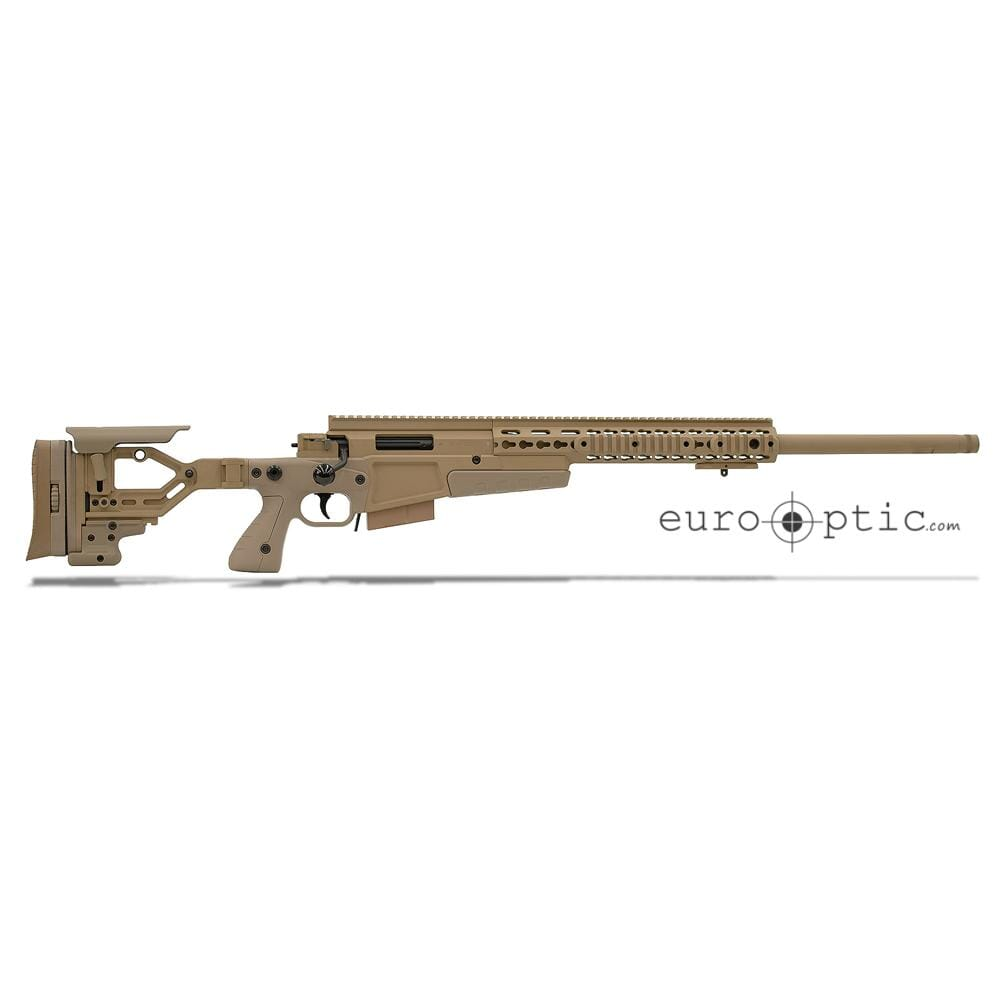"Accuracy International AXSA .308 24"" Pale Brown Rifle SA30824SPB"