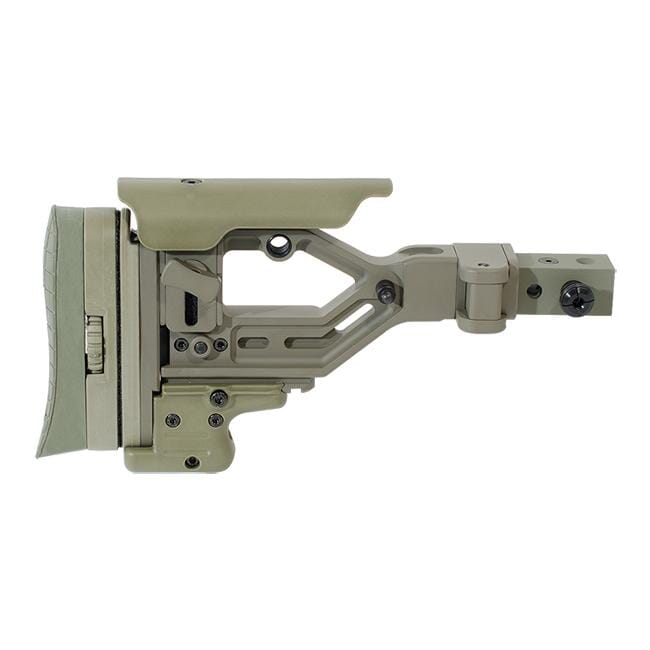 Accuracy International AT Rifle AX Butt Conversion Sage Green 28519GR