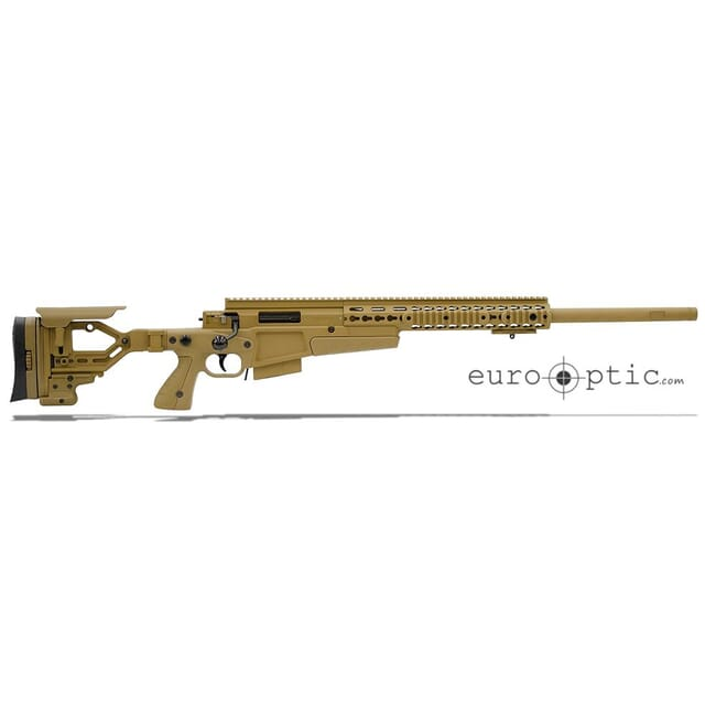 "Accuracy International AXSA 6.5 Creedmoor Threaded 24"" Dark Earth Rifle SA65CM24SDE"