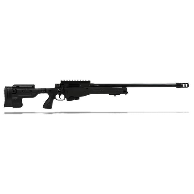 Accuracy International AT Rifle - Folding Black Stock - 308 Win 26 inch threaded bbl std brake - small firing pin