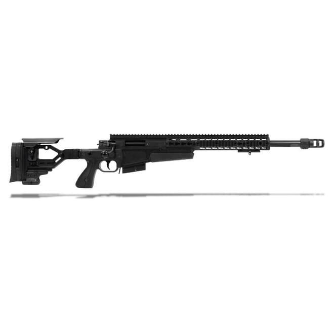 "Accuracy International AXMC Rifle .338 Norma Mag 20"" BLK/BLK AX2-R11479-AI"