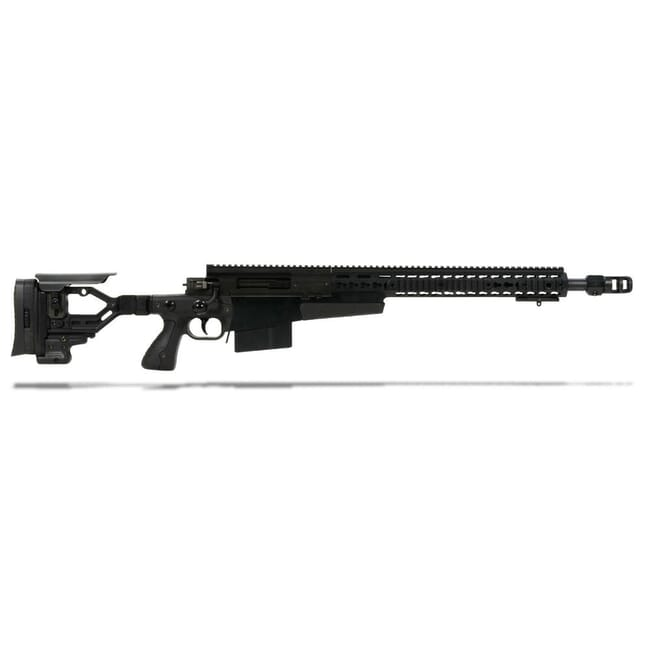 "Accuracy International AX Rifle .338 Lapua Mag 20"" BLK/BLK AX2-R11474-AI"