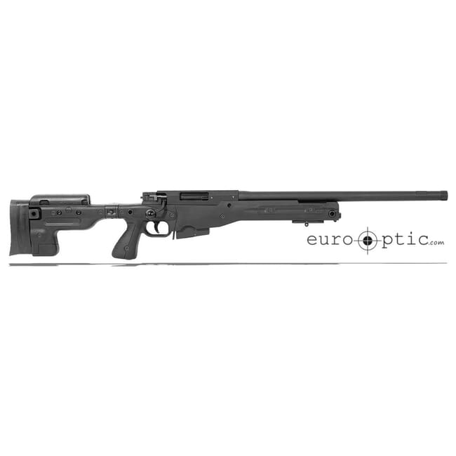 "Accuracy International AT .308 20"" Threaded Folding Stock Black Rifle 27718BL20IN"