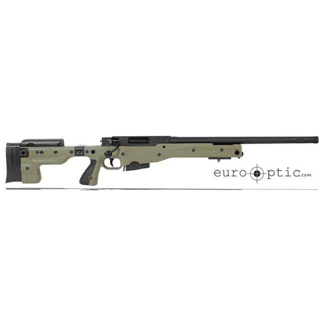 "Accuracy International AT .308 20"" Threaded Folding Stock Green Rifle 27718GR20IN"