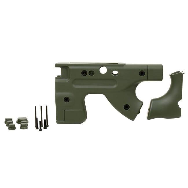 AI Green Fixed Thumbhole Grip Upgrade Kit 26722GR