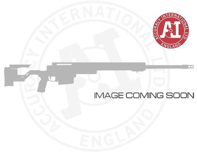 "Accuracy International AXSR Folding Rifle .300 Norma Mag Dark Earth 27"" 3/4""-24 w/Brake  SR30N27MDE"