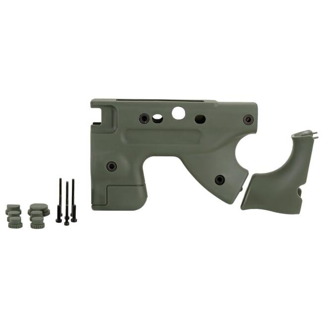 AI Green Folding Thumbhole Grip Upgrade Kit 26723GR