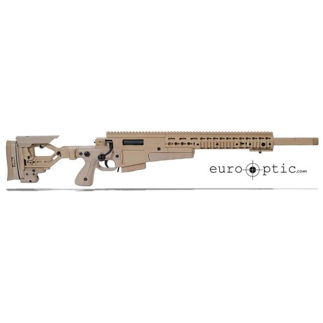 "Accuracy International AXSA .308 20"" Pale Brown Rifle SA30820SPB"