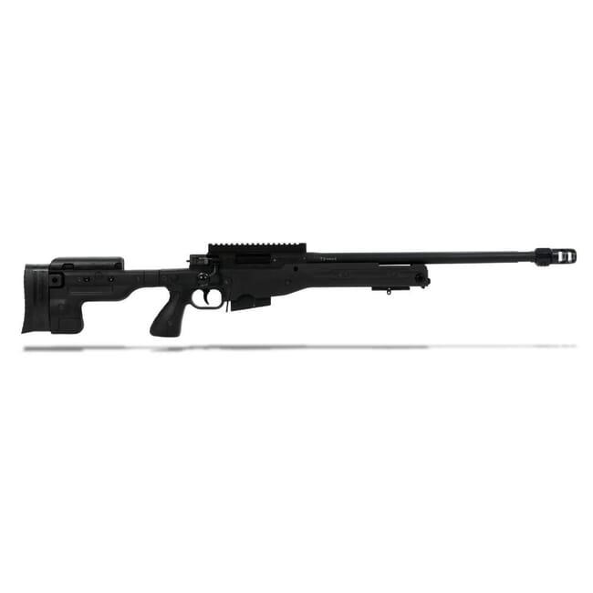 Accuracy International AT Rifle - Fixed Black Stock - 308 Win 20 inch threaded bbl std brake - small firing pin