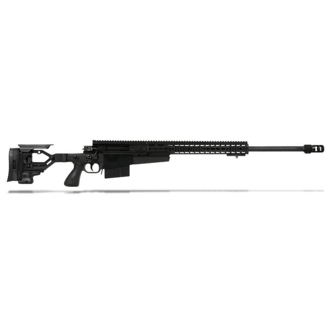 "Accuracy International AXMC Rifle .338 Norma Mag 27"" BLK/BLK AX2-R11480-AI"