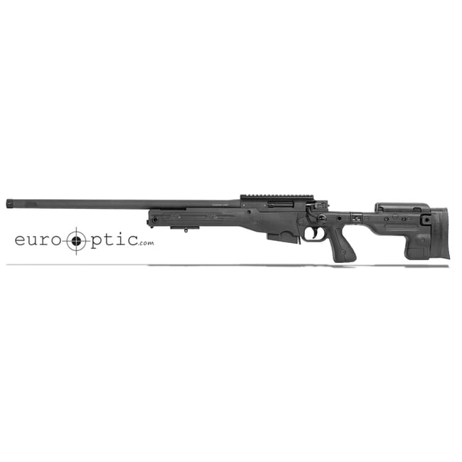 Accuracy International AT Black Rifle 6.5CM Folding LH