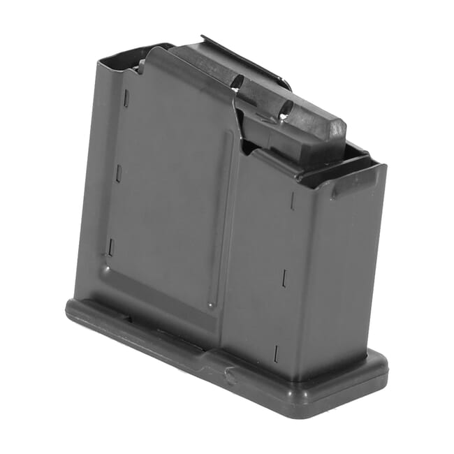 Accuracy International ASR .308 Black Magazine Assembly - Fits AXMC, ASR, & AXSR 28538BL