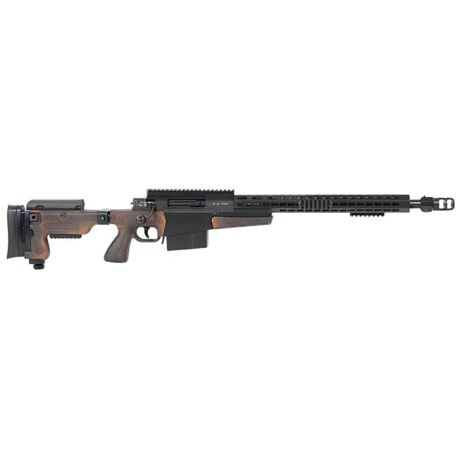 Accuracy International 2012 AX .338 Lapua Mag Rifle w/ Folding Stock & Spare Barrels USED UA1906