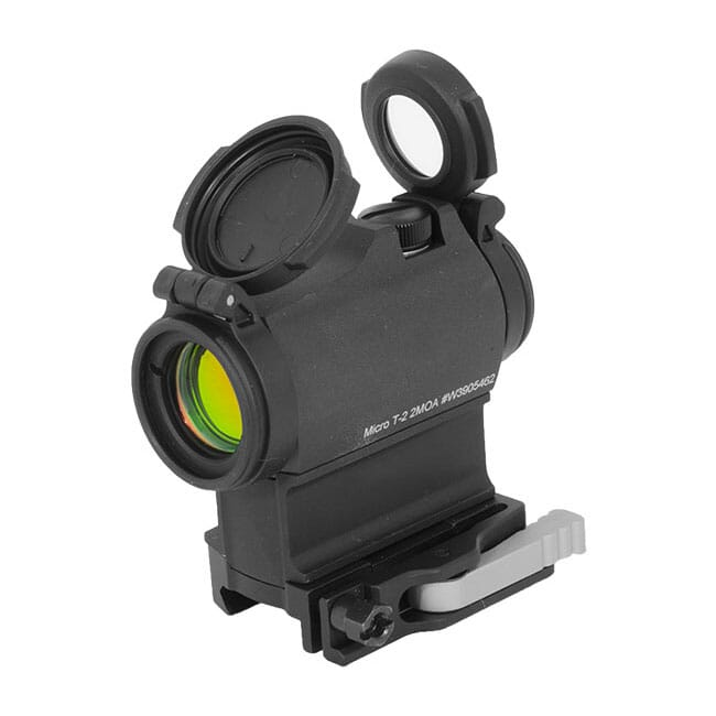 Aimpoint Micro T2 (AR15 ready - 2 MOA, LRP mount/39mm spacer) MPN 200198 200198