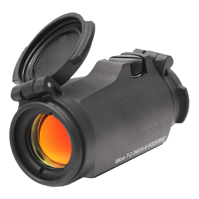 Aimpoint Micro T2 (2 MOA no mount - cardboard box) MPN 200180 200180