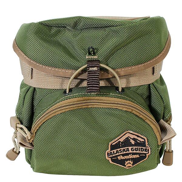Alaska Guide Creations 42mm Green Binocular Pack