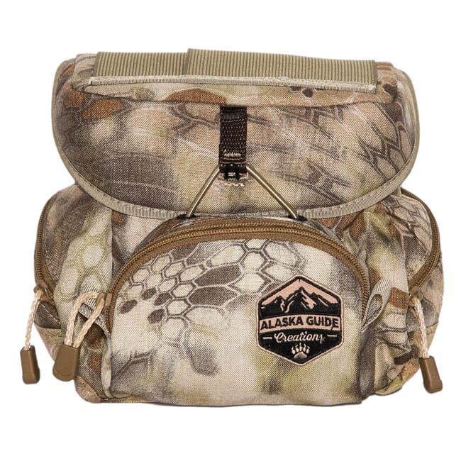 Alaska Guide Creations Alaska Classic - Kryptek Highlander Binocular Pack AC-KRY