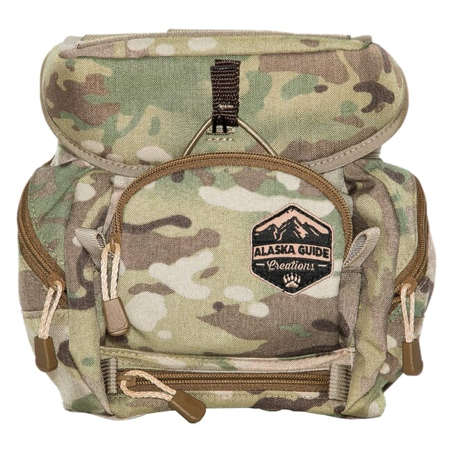 Alaska Guide Creations Alaska Classic Max - Multicam Binocular Pack ACM-MC