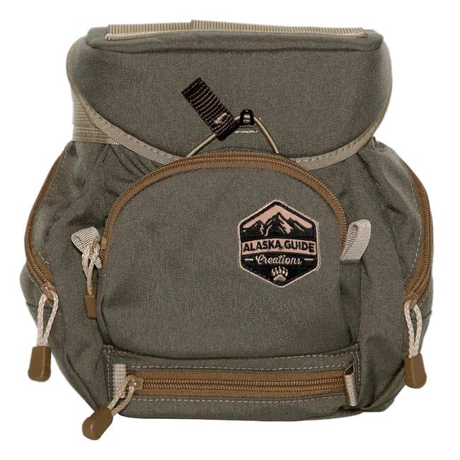 Alaska Guide Creations Alaska Classic Max - Ranger Green Binocular Pack ACM-RG