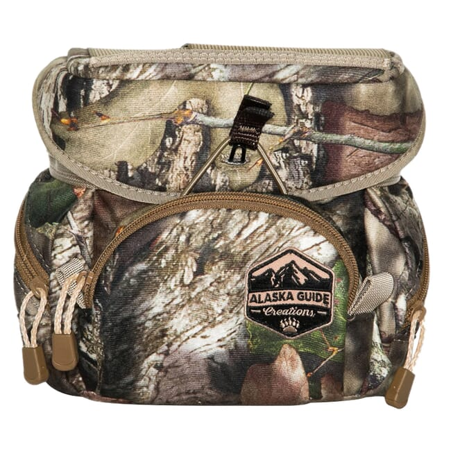 Alaska Guide Creations Alaska Classic - Mossy Oak Break Up Binocular Pack AC-MOBU