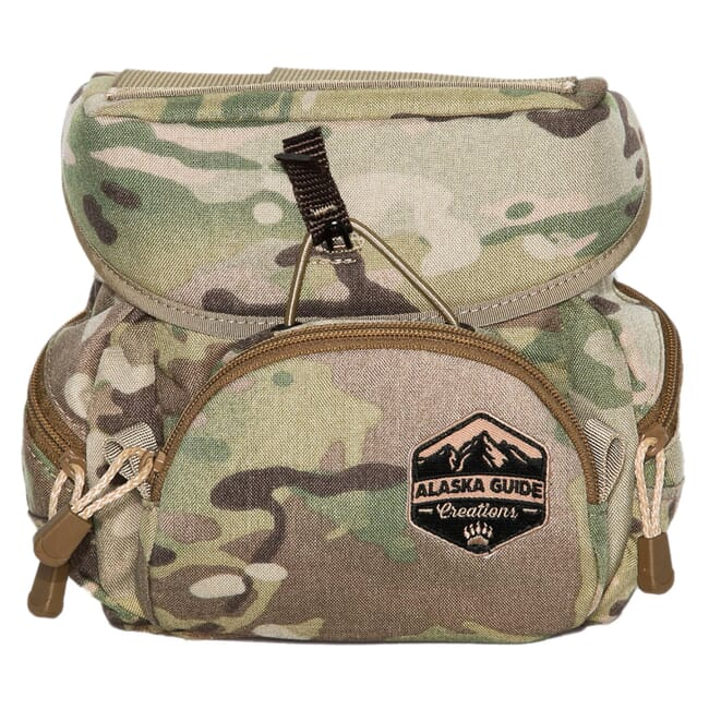 Alaska Guide Creations Alaska Classic - Multicam Binocular Pack AC-MC