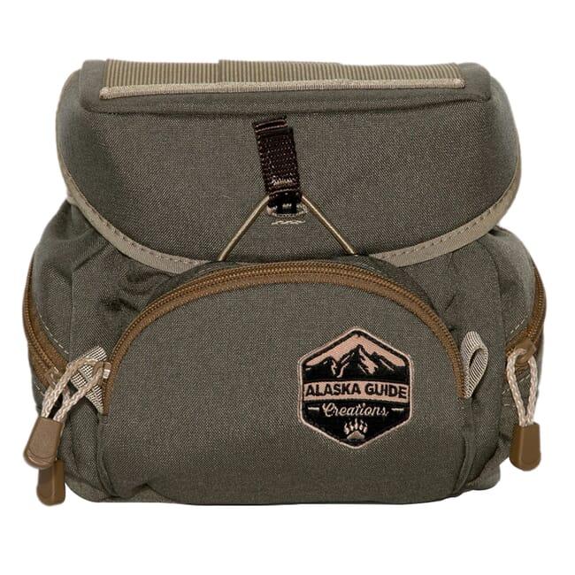 Alaska Guide Creations Alaska Classic - Ranger Green Binocular Pack AC-RG