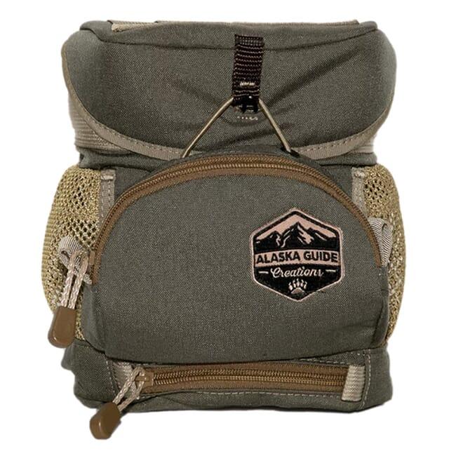 Alaska Guide Creations Hybrid Max - Ranger Green Binocular Pack HYBM-RG