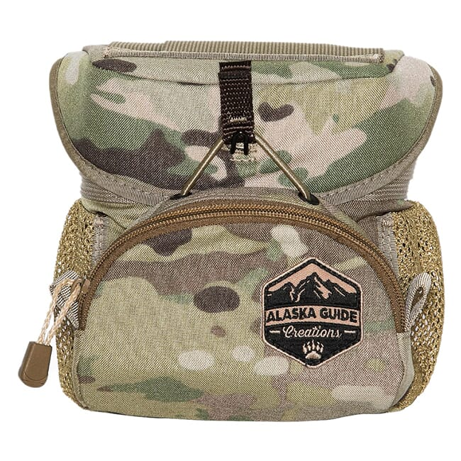 Alaska Guide Creations Hybrid - Multicam Binocular Pack HYB-MC