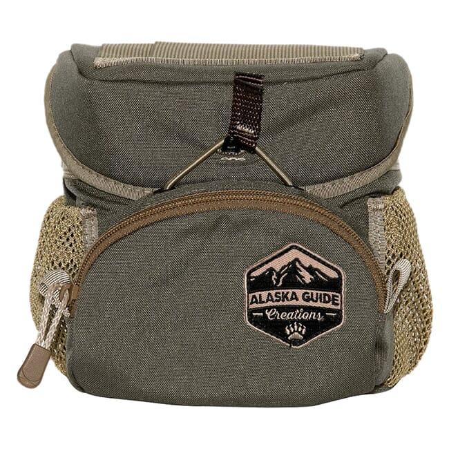 Alaska Guide Creations Hybrid - Ranger Green Binocular Pack HYB-RG