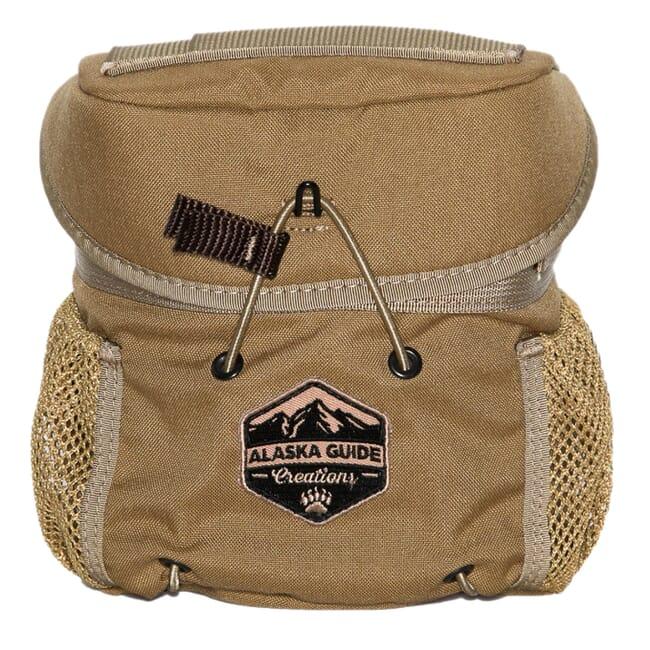 Alaska Guide Creations KISS - Coyote Brown Binocular Pack KS-CB