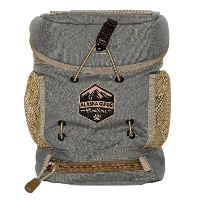 Alaska Guide Creations KISS Max - Foliage Binocular Pack KSM-FOL