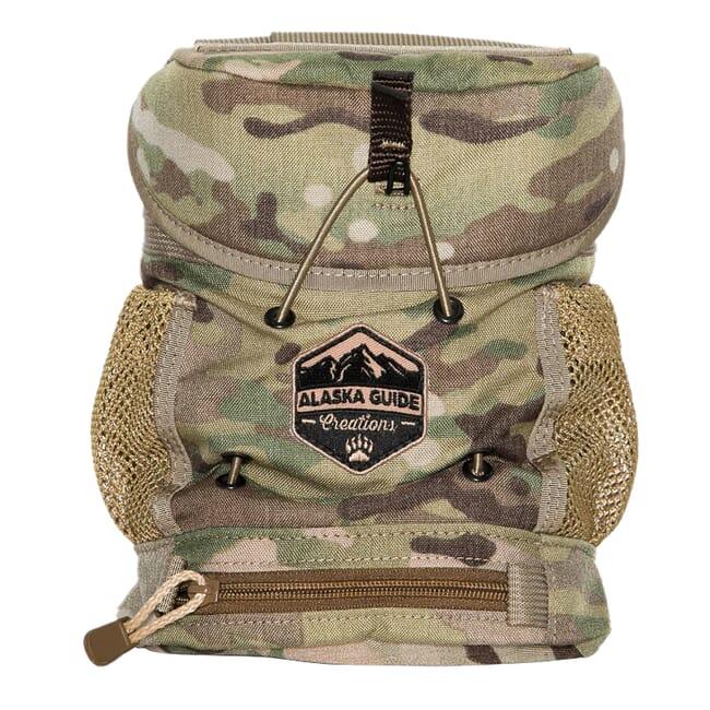 Alaska Guide Creations KISS Max - Multicam Binocular Pack KSM-MC