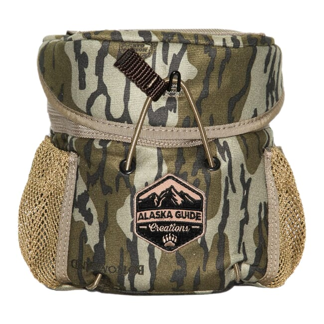 Alaska Guide Creations KISS - Mossy Oak Bottomland Binocular Pack KS-MOBL