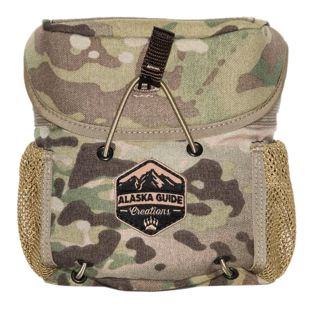 Alaska Guide Creations KISS - Multicam Binocular Pack KS-MC