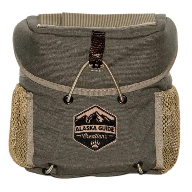 Alaska Guide Creations KISS - Ranger Green Binocular Pack KS-RG