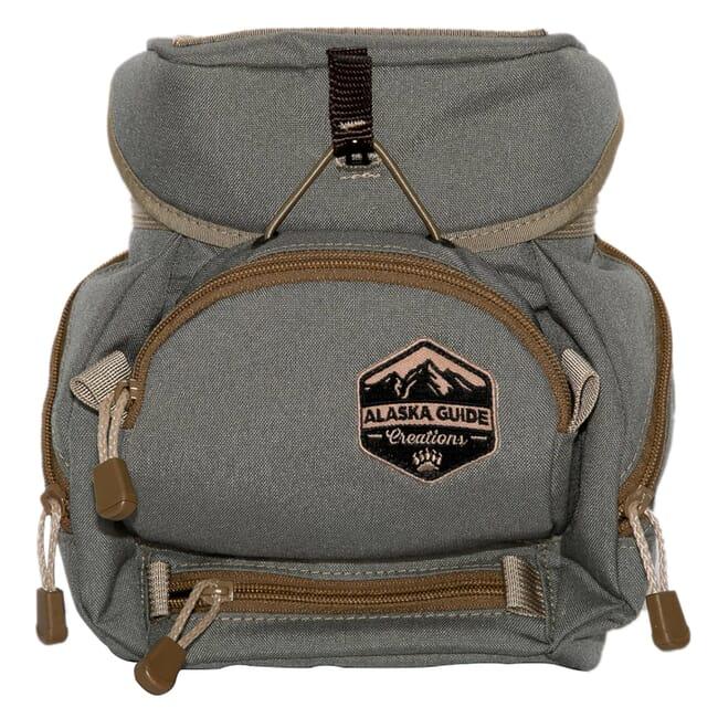 Alaska Guide Creations Kodiak Cub Max - Foliage Binocular Pack KCM-FOL