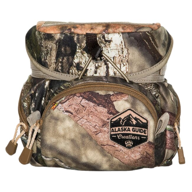 Alaska Guide Creations Kodiak Cub - Mossy Oak Break Up Binocular Pack KC-MOBU